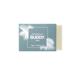 BUDDY. natürliche Hundeseife, Fellseife Shea, Olive und Kokos - BUDDY. Hundezubehör