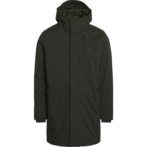 Long Soft Shell Climate Jacket - KnowledgeCotton Apparel