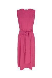 Mona - Kleid in Midilänge aus Tencel - MARIA SEIFERT
