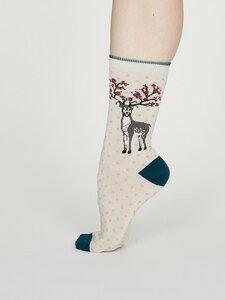 Damen Socken aus Bambus Elias Socks - Thought