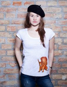 Eichhörnchen T-Shirt - EarthPositive