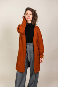 Strickjacke Yuina - Jyoti - Fair Works