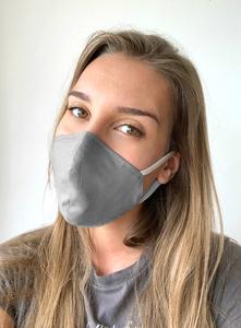 Bio Ergonomische Maske gut für Brillenträger - Mel Scherer