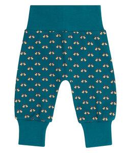Baby Hose blaugrün bedruckt Biologisch Sense Organics - sense-organics
