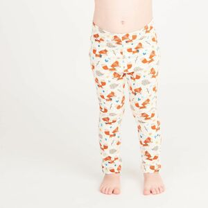 "Leggings aus Bio-Baumwolle ""Fuchs & Igel"" - Cheeky Apple"