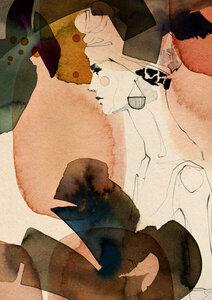 Mora - Poster von Ekaterina Koroleva - Photocircle