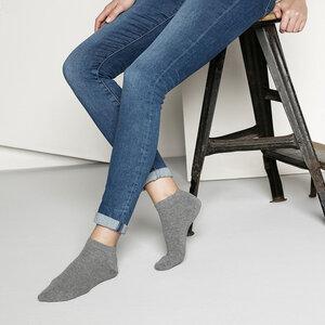Birkenstock Damen Sneaker Socken Cotton Sole, 2er Pack - Birkenstock