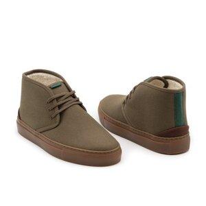 Hoher Wintersneaker PYTHAGAROS mit wasserabweisenden Obermaterial - Vesica Piscis Footwear
