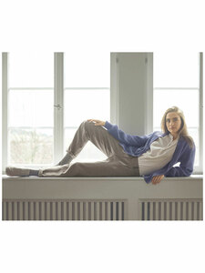 HempAge Damen Strick-Jacke Hanf/Bio-Baumwolle - HempAge