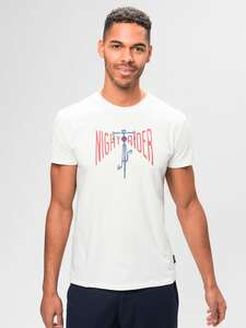 Casual T-Shirt #Nightrider - recolution