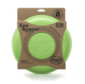 Frisbee-Scheibe Ecosaucer - Green Toys