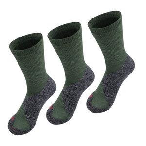 Alpaka Socken für Trekking/Outdoor 3-er-Pack für Damen und Herren ALPACA ONE - AlpacaOne