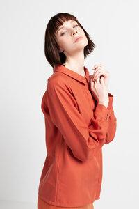 MAE - Damen Bluse aus TENCEL Lyocell  - SHIPSHEIP