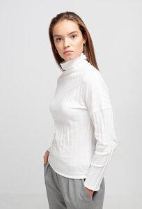 AUDREY - Damen Shirt in Ripp-Optik aus Bio-Baumwolle - SHIPSHEIP