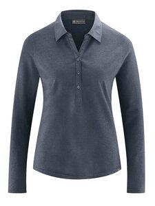 HempAge Damen Blusen-Shirt Hanf/Bio-Baumwolle - HempAge