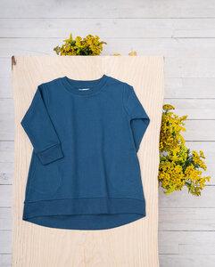 Pullover Kleid organic French Terry  - Organic by Feldman