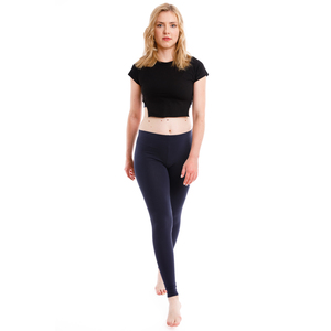 Damen Bio Leggings Basic - Babettes Organic