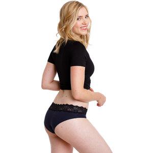 Damen Bio Hipster Spitze Bund - Babettes Organic