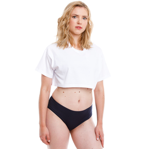 Damen Bio Hipster Basic - Babettes Organic