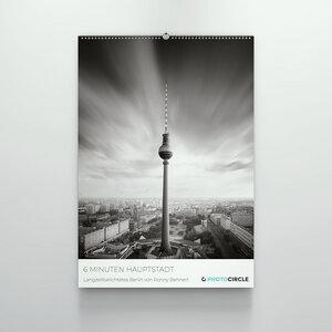 6 Minuten Hauptstadt von Ronny Behnert - Kalender 2021 - Photocircle