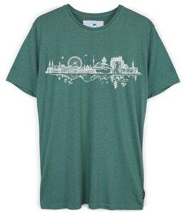 Shirt Art & Nature aus Modal®-Mix - Gary Mash