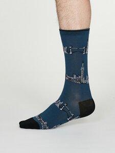 Herren Socken aus Biobaumwolle Monument Socks           - Thought