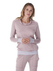 Langarmshirt aus Merininwolle für Frauen - Dagsmejan