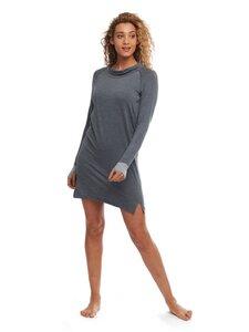 Damen Nachthemd aus Merino Wolle - Dagsmejan