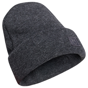 Mütze - Beanie organic wool - Dark Grey Melange - KnowledgeCotton Apparel