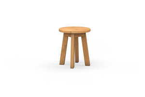 Sitzhocker Form F - ekomia