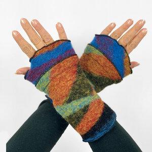 Stulpe Pica multicolor - AnRa Mode
