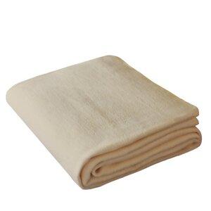 Wohndecke Kuscheldecke OLE 150x200cm aus 100% Baumwolle (kbA) Versch. Farben - NATUREHOME