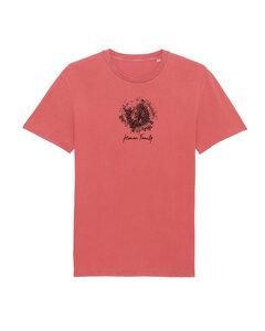 "Unisex Vintage T-Shirt aus Bio-Baumwolle ""Create Vin. - Human Family"" - Human Family"