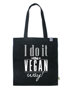 I do it the vegan way! Tasche - Gary Mash