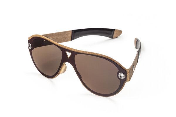 Papp Uv-Sonnenbrille Agent H52ws
