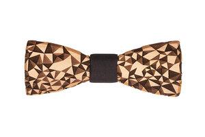 Männer Fliege aus Holz | Holzfliege Tapa  Bow Tie  - BeWooden