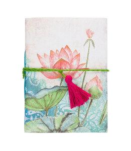 Notizheft Lotusblume - Frida Feeling