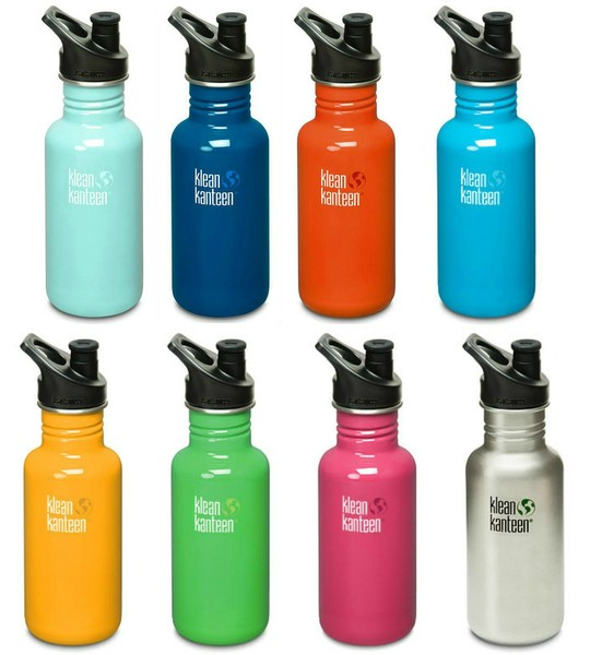 klean kanteen classic flasche 532 ml trinkflasche aus. Black Bedroom Furniture Sets. Home Design Ideas