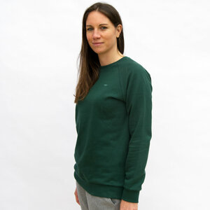 Cozy Sweatshirt aus Biobaumwolle - INLOVEWITHJUNE