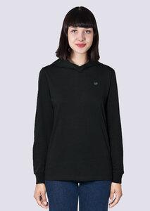 Leichter Damen Hoodie aus Bio Baumwolle, Kapuzensweat, Sweatshirt - vis wear