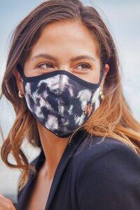 Mund- und Nasenschutz Bambus/Baumwolle Pebbles - Urban Goddess