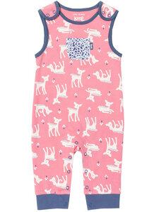 Kite Baby Latzhose Rehkitz reine Bio-Baumwolle - Kite Clothing
