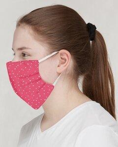 loud + proud community Maske mit Print - loud + proud