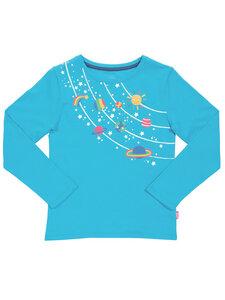 Kite Kinder Langarm-Shirt Intergalaktik reine Bio-Baumwolle - Kite Clothing