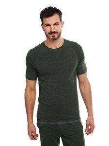 Herren T-Shirt aus Merino Wolle - Dagsmejan