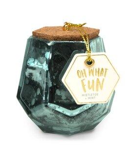 Duftkerze Prism aus Sojawachs - Paddywax