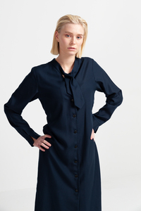 MILLO - Damen Kleid aus TENCEL Lyocell - SHIPSHEIP