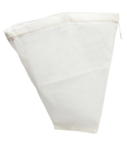 Nussmilchbeutel für pflanzliche Milch aus Bio-Baumwolle, Filtertuch, Passiertuch, Nut Milk Bag, 1Stk. - Ecodis