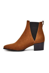 Chelsea Boot #brygge mocca soave - NINE TO FIVE