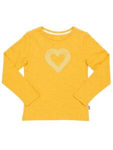 Kite Mädchen Langarm-Shirt Herz reine Bio-Baumwolle - Kite Clothing